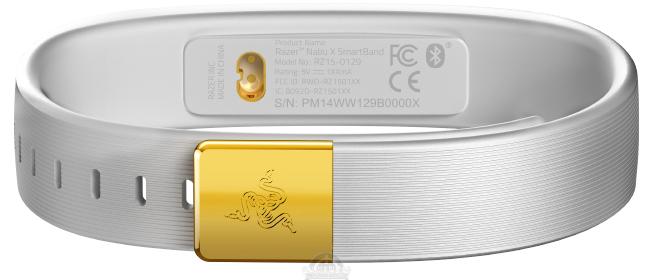 #CES2015 – Razer Nabu X: Smartband por 49.99 euros