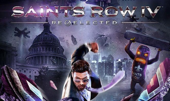 Saints Row 4 Re-Elected