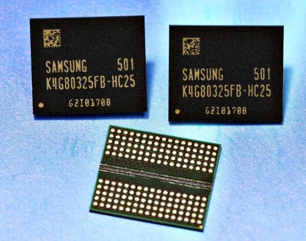 Samsung 8 Gb GDDR5
