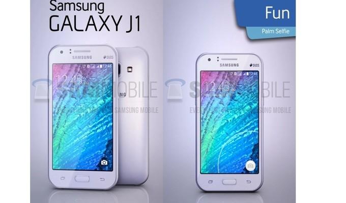 Samsung galaxy j 1 sm-j100fn - 3