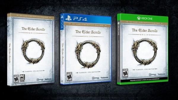 The Elder Scrolls Online Tamriel Unlimited