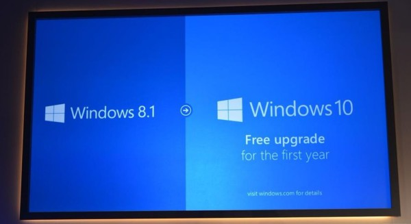 Windows 8.1 a Windows 10