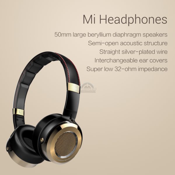 Xiaomi Mi Headphones (1)