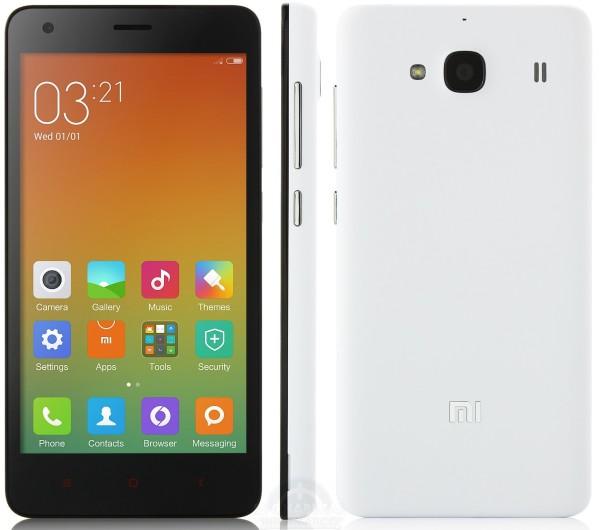 Xiaomi Redmi 2 Blanco