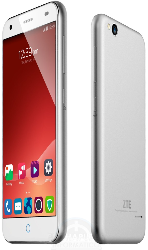Manuale zte blade s6