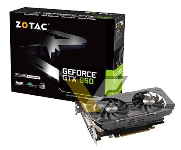 Zotac GeForce GTX 960 (1)