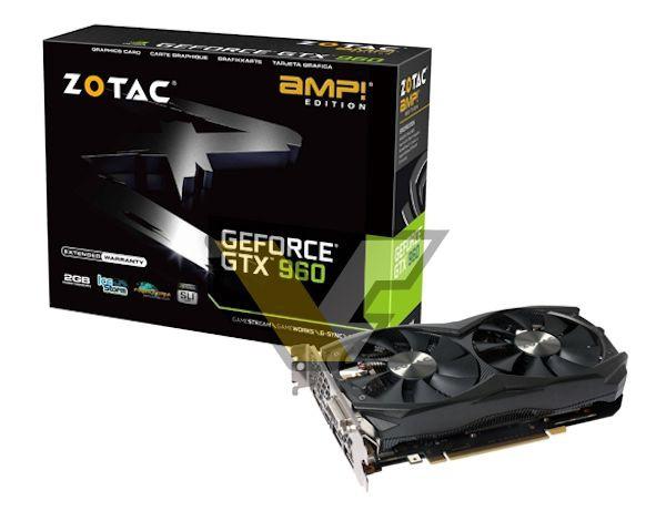 Zotac GeForce GTX 960 AMP! (1)