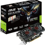 Asus lanza su GeForce GTX 750 Ti Strix 4GB