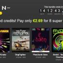 Bundle Stars: 8 juegos Arcade por 2.69 euros