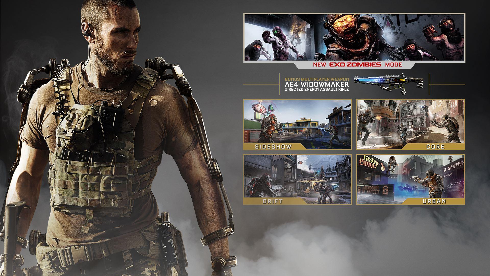 Call of Duty: Advanced Warfare HAVOC y su tráiler de ... Call Of Duty Advanced Warfare Havoc Zombies