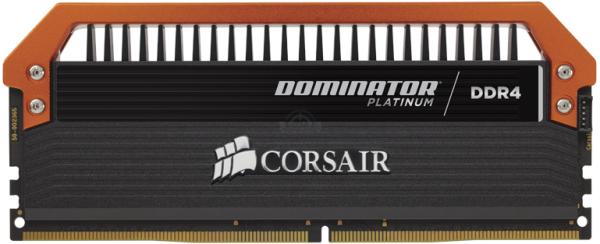 Corsair Dominator Platinum Limited Edition Orange (CMD16GX4M4B3400C16) (1)
