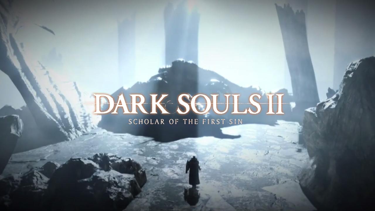 Dark Souls II Scholar of the First
