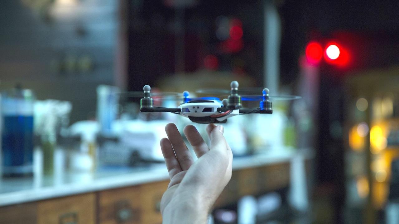 AIR 2015, el primer circo de drones del mundo