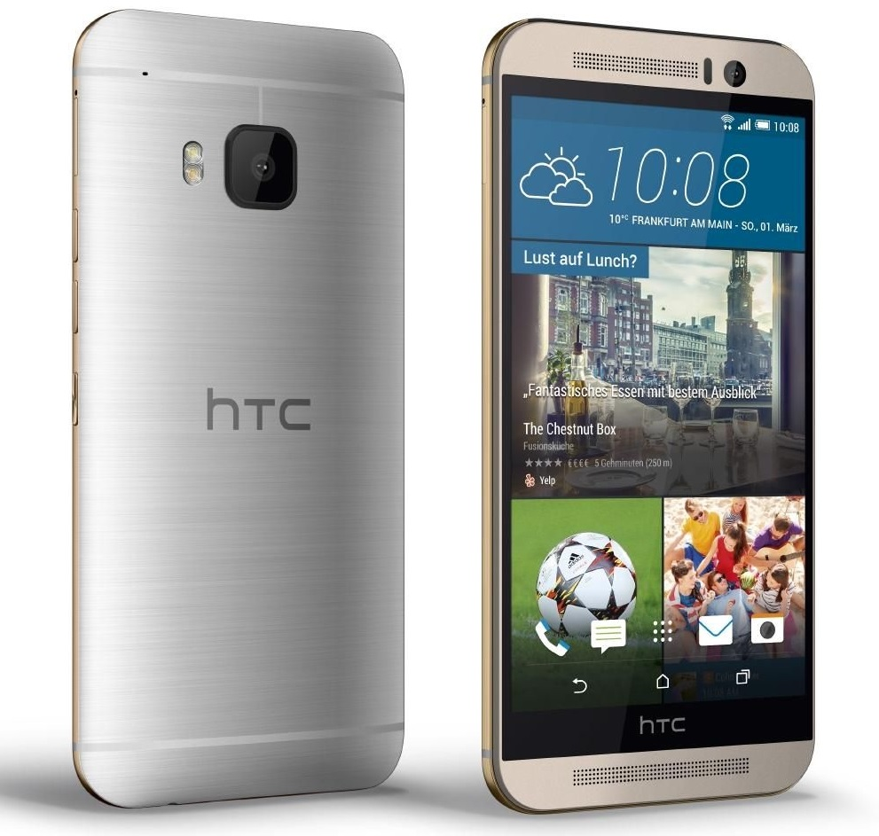 HTC One (M9) (1)