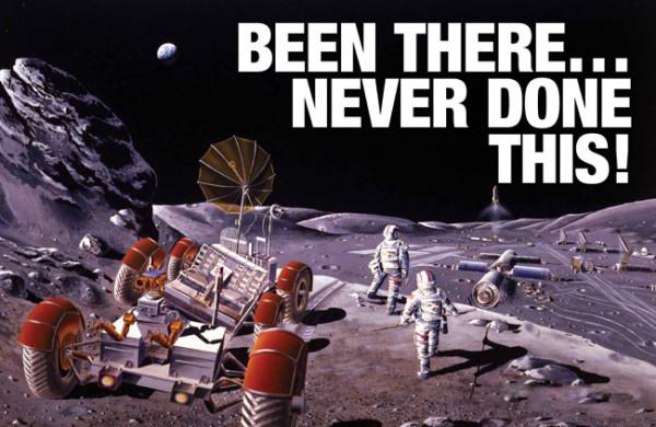International Lunar Network