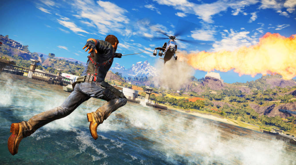 Just Cause 3 Gameplay (2)