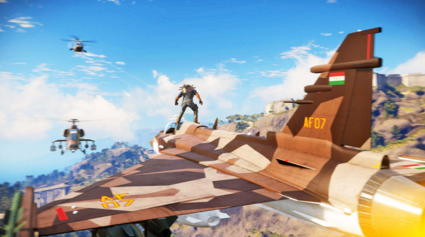 Just Cause 3 Gameplay (3)