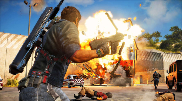 Just Cause 3 Gameplay (4)