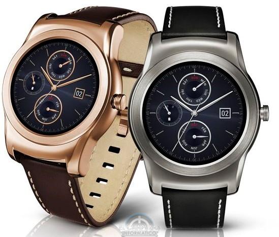 LG Watch Urbane: Un elegante Smartwatch con Snapdragon 400