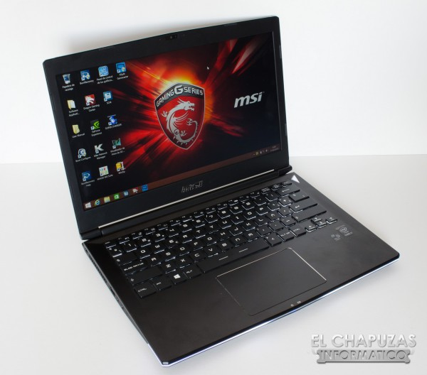 MSI GS30 2M Shadow 30
