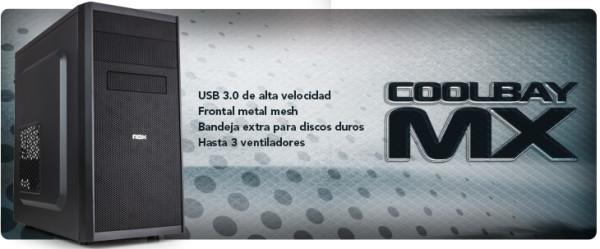 Nox Coolbay MX Oficial