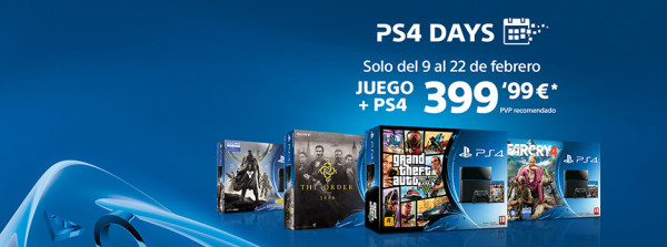 PS4 Days Febrero 2015