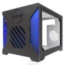 Parvum Systems X1.0: Chasis Mini-ITX de aluminio y acrílico