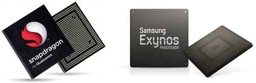 Qualcomm Snapdragon vs Samsung Exynos