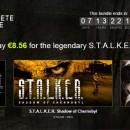 Bundle Stars: S.T.A.L.K.E.R Complete Bundle por 8.56 euros
