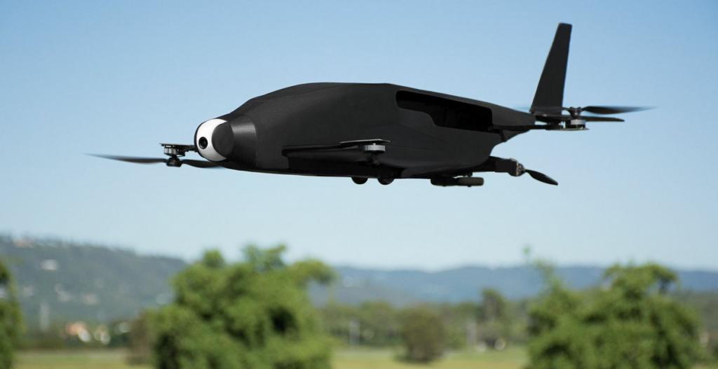 SkyProwler: Dron transformable capaz de alcanzar los 134 km/h
