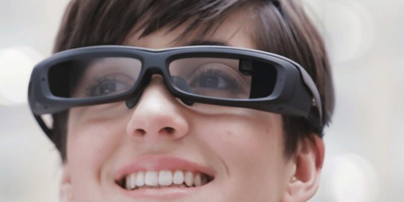 Sony SmartEyeglass: Gafas de realidad aumentada por 810 euros