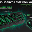 Regalamos 3x packs BG N8HAWK & BG Vyper