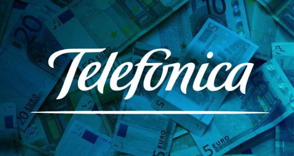 Telefonica dinero