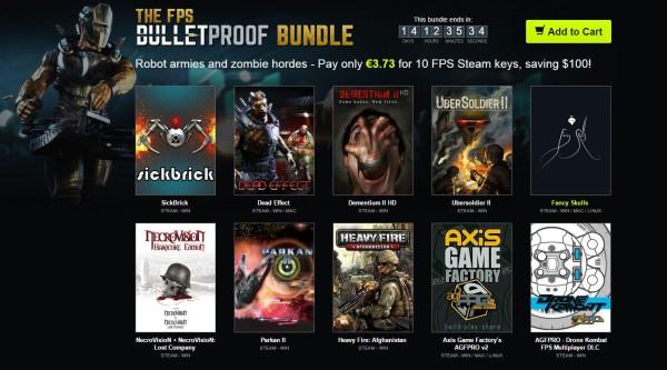 The FPS BulletProof Bundle Stars