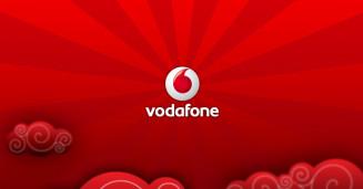 Vodafone logo grande