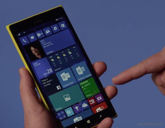 Windows 10 Technical Preview Lumia