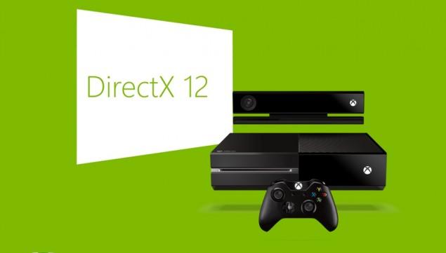 Xbox One DirectX 12