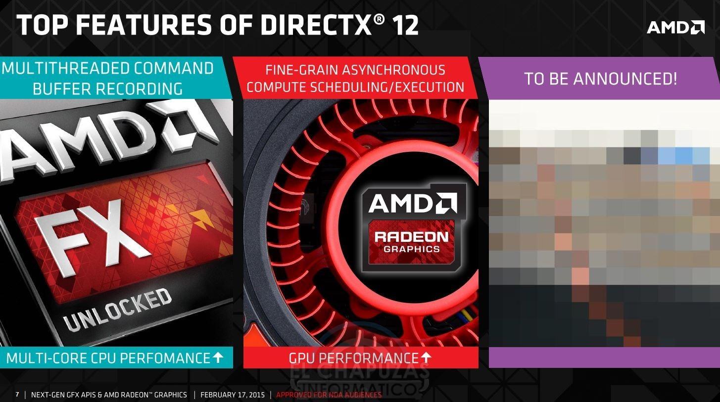 #GDC – DirectX 12 necesita distintas optimizaciones en tarjetas Nvidia y AMD