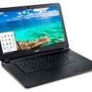 Acer C910: 500 euros por un portátil poco útil y limitado