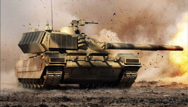 Armata - Tanque
