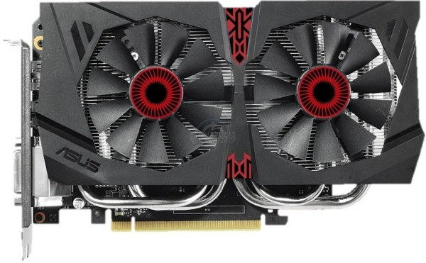 Asus GeForce GTX 960 STRIX 4GB (STRIX-GTX960-DC2OC-4GD5)