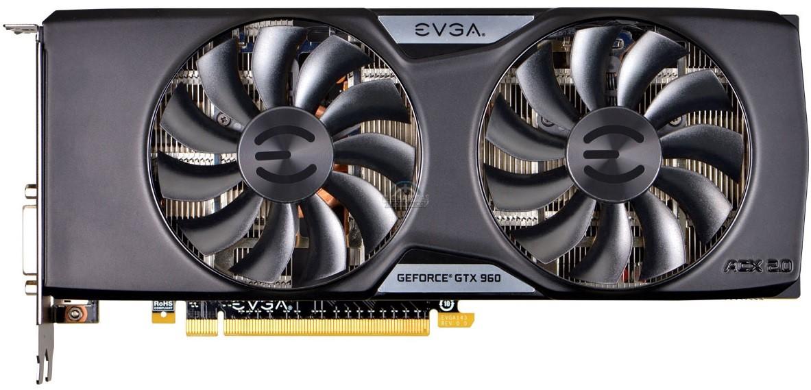 EVGA GeForce GTX 960 FTW 4GB (2)
