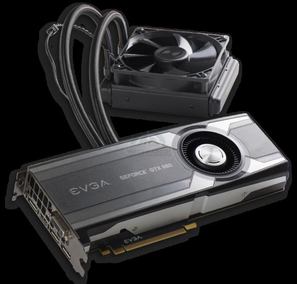 EVGA geForce GTX 980 HYBRID