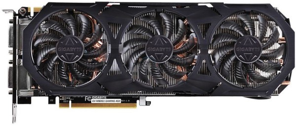 Gigabyte GeForce GTX 960 G1 Gaming 4GB (GV-N960G1 GAMING-4GD) (2)