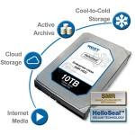 HGST tiene el primer disco duro de 10TB de capacidad