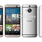 HTC One M9+: Filtrado su render oficial