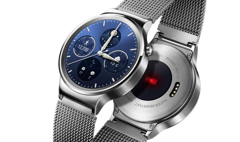 El Huawei Watch costará finalmente 349 euros