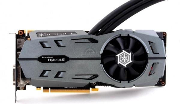 Inno3D iChill GeForce GTX 980 Black Series Accelero Hybrid S (1)