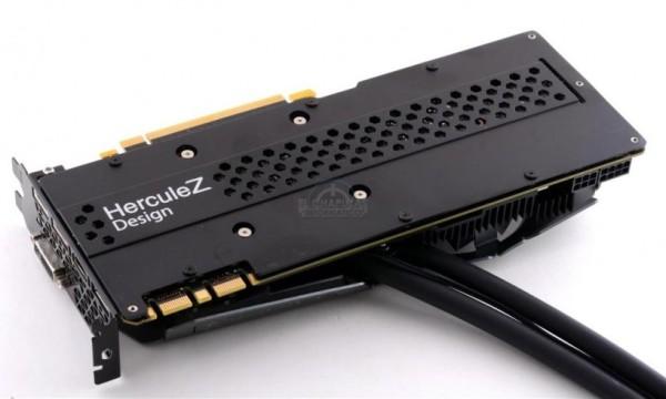 Inno3D iChill GeForce GTX 980 Black Series Accelero Hybrid S (2)