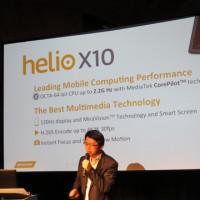 MediaTek Helio X10